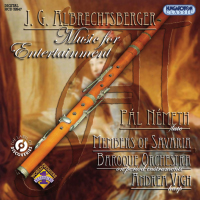 Albrechtsberger - Music for Entertainment