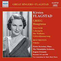 Kirsten Flagstad: Songs and Arias